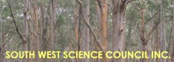 South West Science Council Science Conference 2016