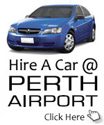 Perth Airport Car Hire